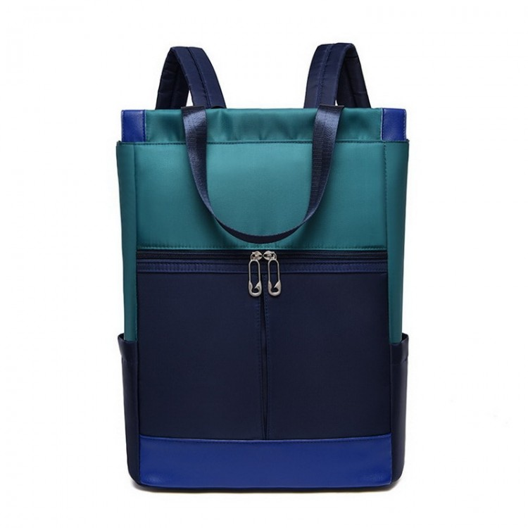 Женский рюкзак-сумка Funmardi B2066 Тёмно-синий