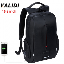 Рюкзак KALIDI Megapolis 15 с USB-портом