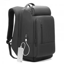 Рюкзак EuroCool 1755 Серый с отделением для ноутбука 17.3