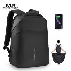 Рюкзак Mark Ryden MR9068YY с дождевиком и встроенным кодовым замком