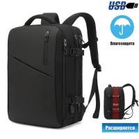 Рюкзак Poso PS-656 с отделением для ноутбука 17.3