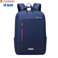 Рюкзак AOKING SN67990 Синий с отделением для ноутбука 14 дюймов