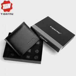 Портмоне Tigernu T-S8006 Чёрное