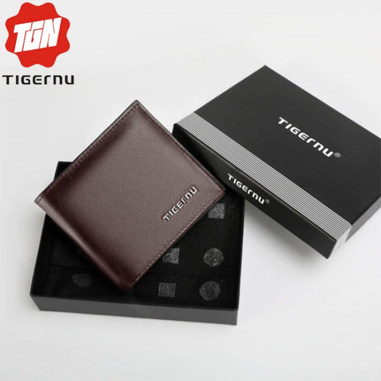 Портмоне Tigernu T-S8006 Коричневое