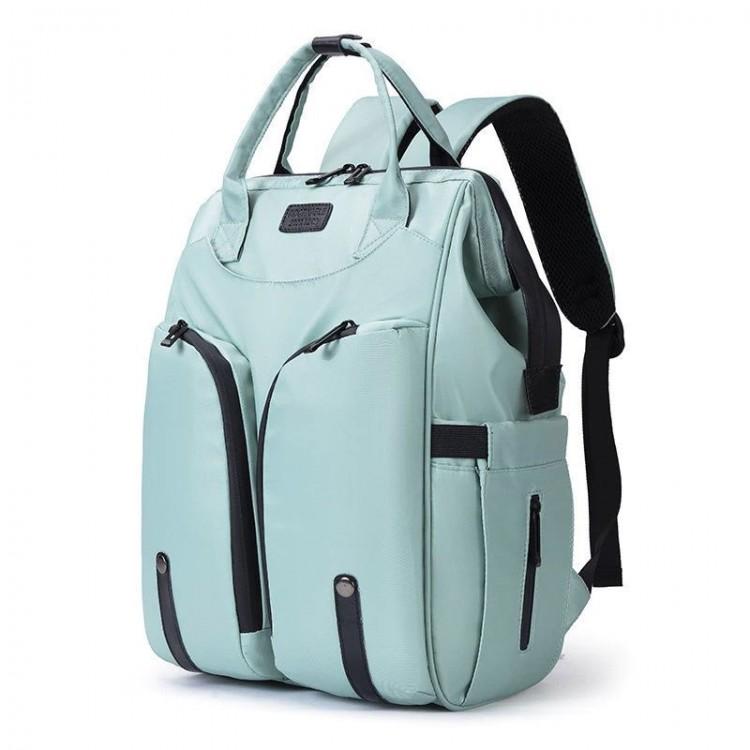Рюкзак для мамы Rui Mom Bag Голубой