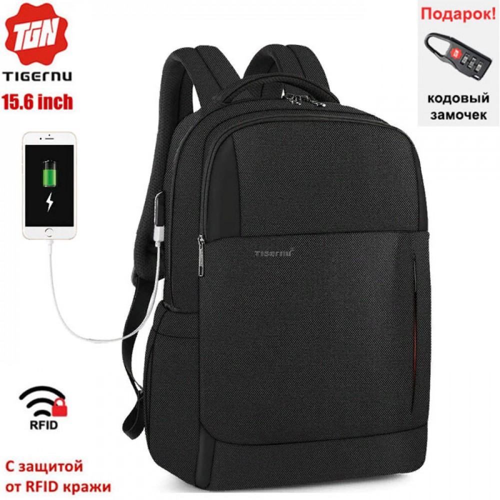 Рюкзак Tigernu T-B3906 Чёрный