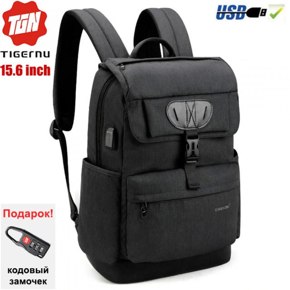 Рюкзак Tigernu T-B3513 Тёмно-серый