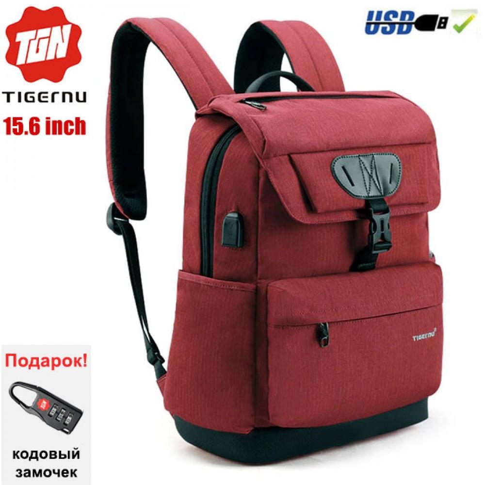 Рюкзак Tigernu T-B3513 Красный