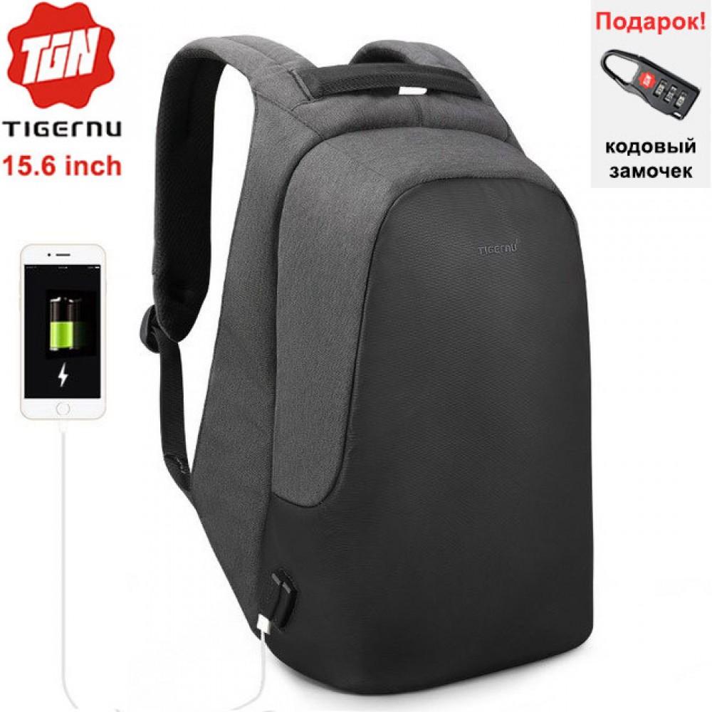 Рюкзак Tigernu T-B3615 Чёрный