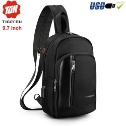 Сумка-рюкзак Tigernu T-S8089 Чёрная