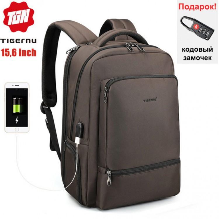 Рюкзак Tigernu T-B3585 Кофе