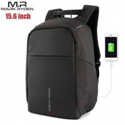 Рюкзак Mark Ryden MR5815zs Чёрный с USB-портом и отделением для ноутбука 15.6