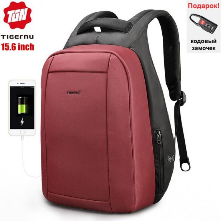 Рюкзак Tigernu T-B3599 Красный