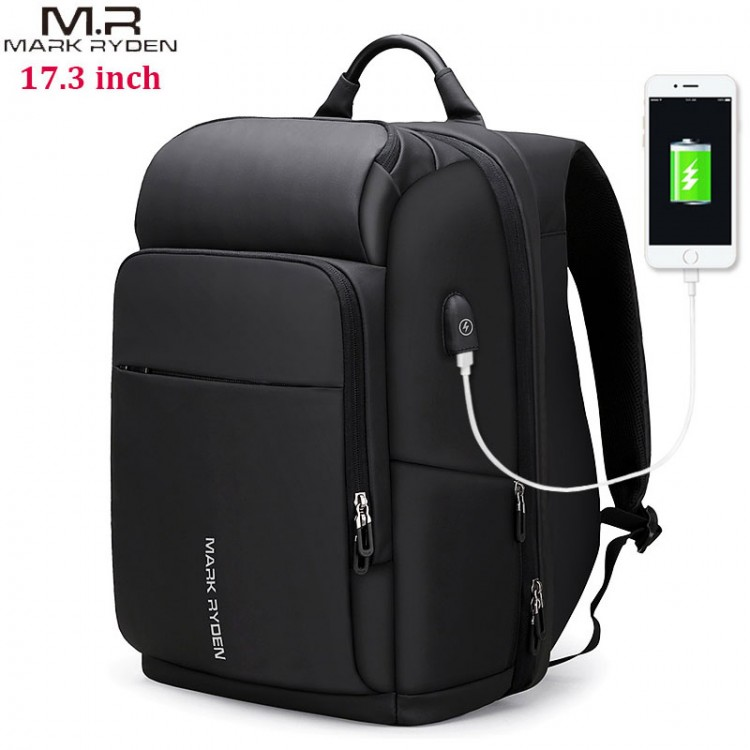 Рюкзак Mark Ryden MR7080D с USB-портом и отделением для ноутбука 17.3
