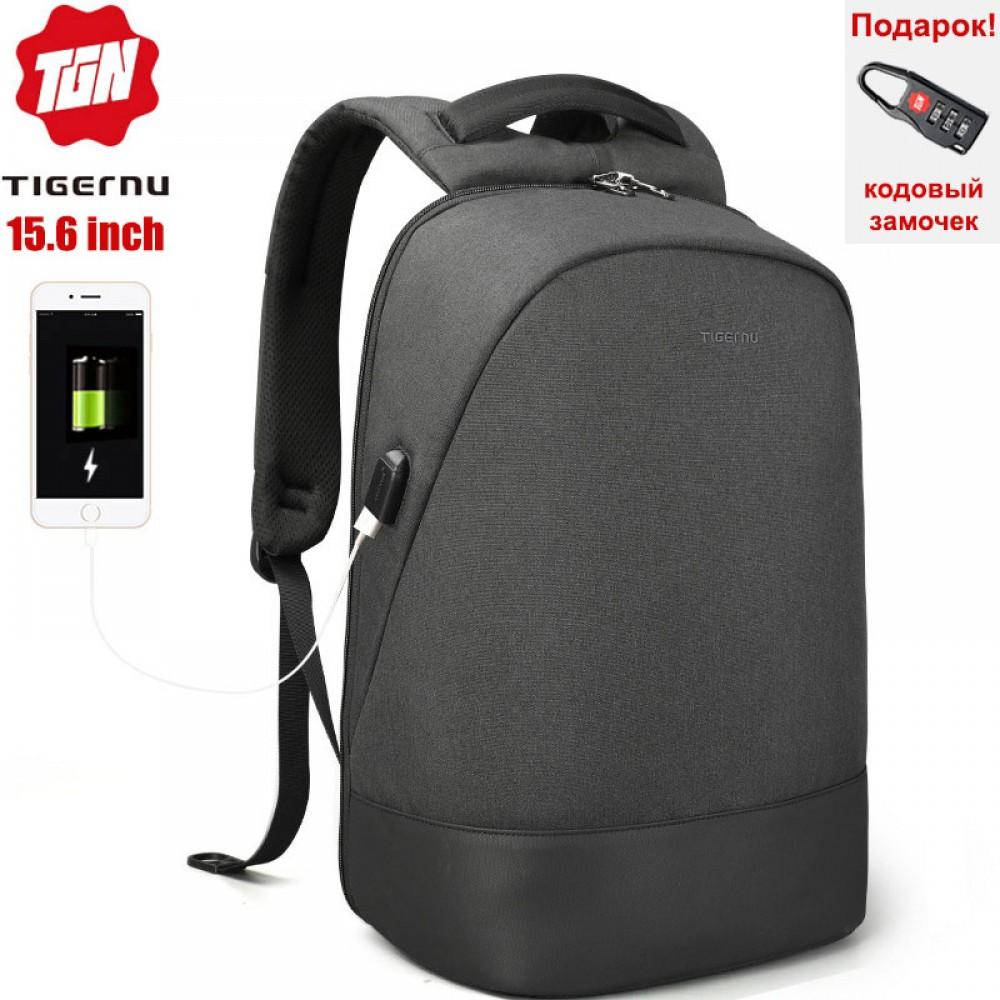 Рюкзак Tigernu T-B3595 Тёмно-серый
