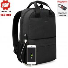 Рюкзак-сумка Tigernu T-B3508 Чёрный