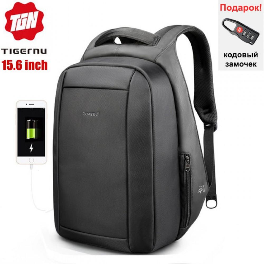 Рюкзак Tigernu T-B3599 Чёрный