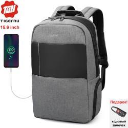 Рюкзак Tigernu T-B3502 Серый
