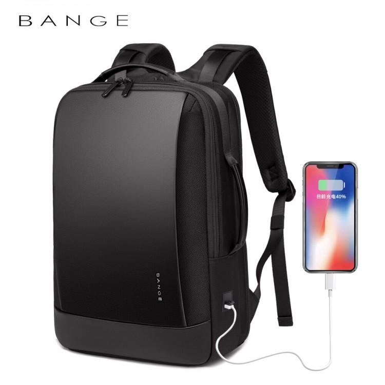 Рюкзак Bange BG-S52 с USB-портом и отделением для ноутбука 15.6