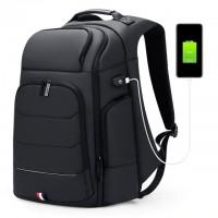 Рюкзак Fenro FR5076 с USB-портом и отделением для ноутбука 17.3