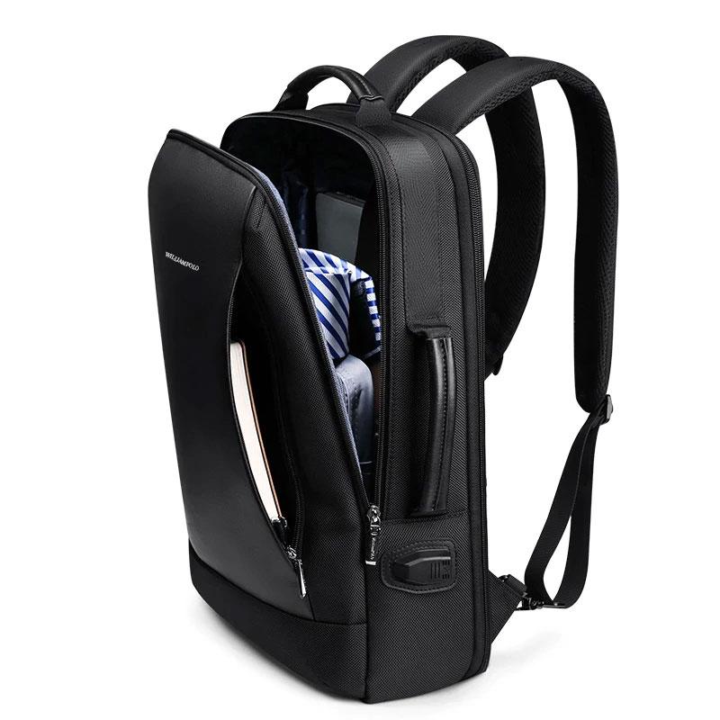 Бизнес рюкзак William Polo 187146