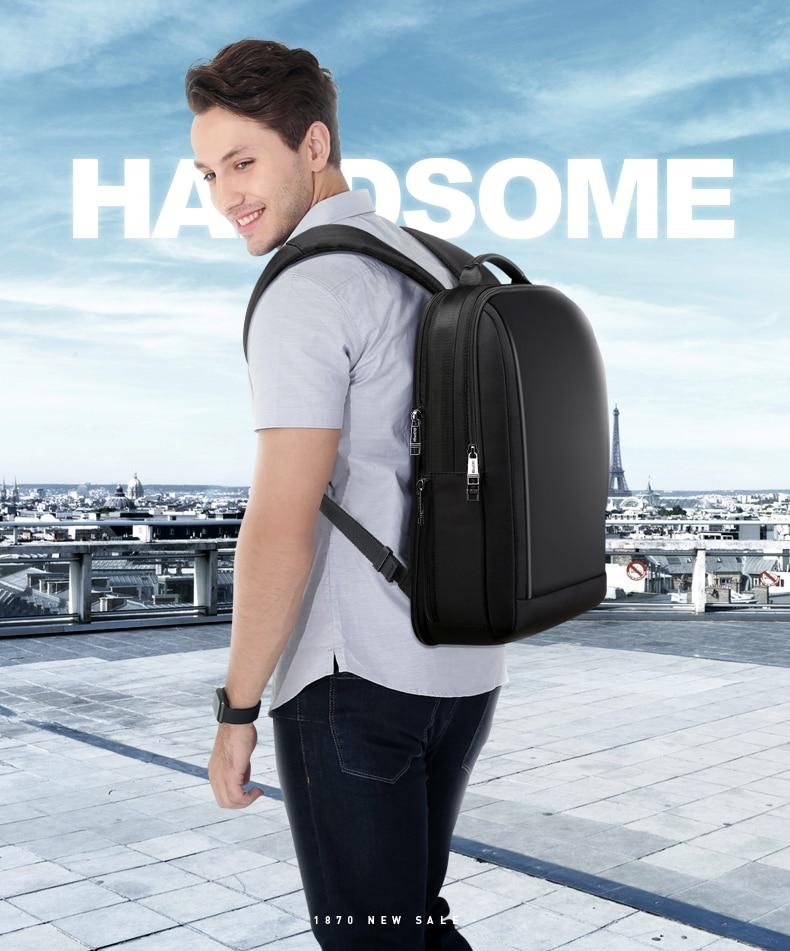 Бизнес рюкзак BOPAI 751-006631
