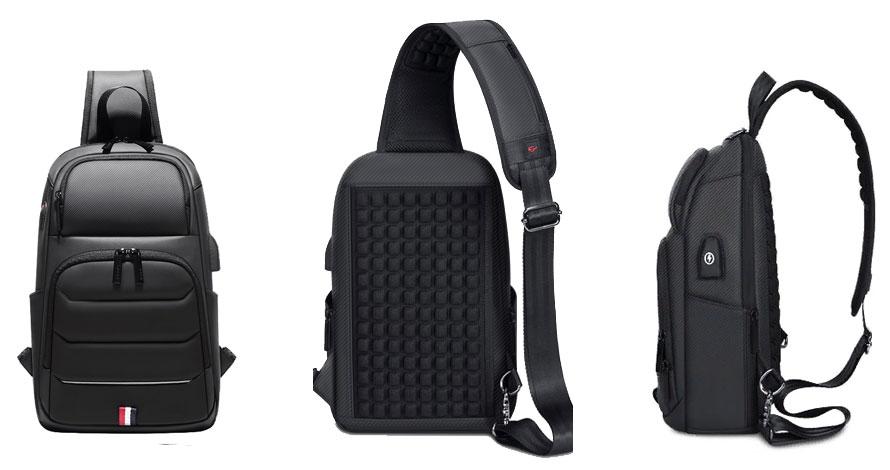 Однолямочный рюкзак Fenro FR5019