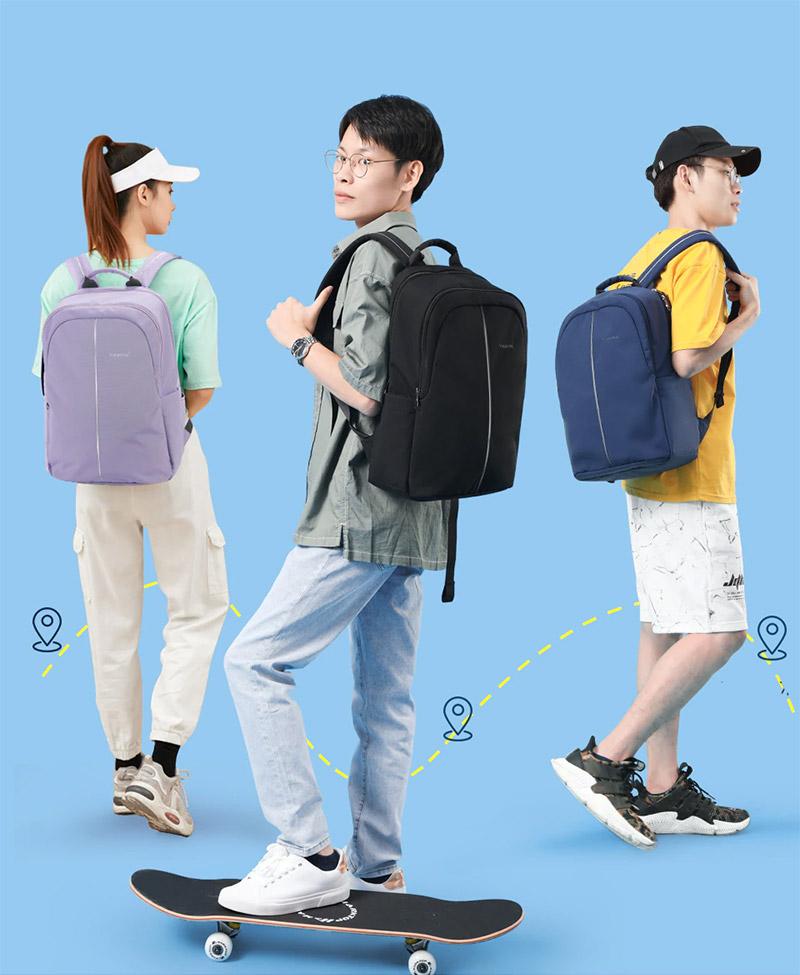 Рюкзак Tigernu T-B9017 с отделением для ноутбука 15.6