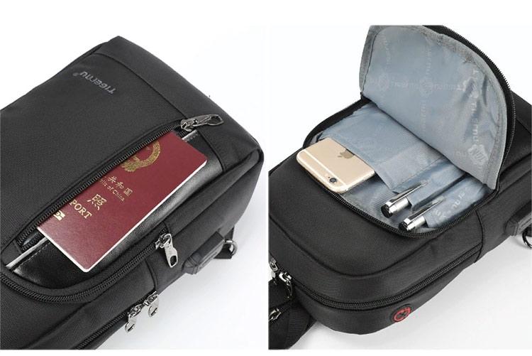 Сумка-рюкзак Tigernu T-S8089